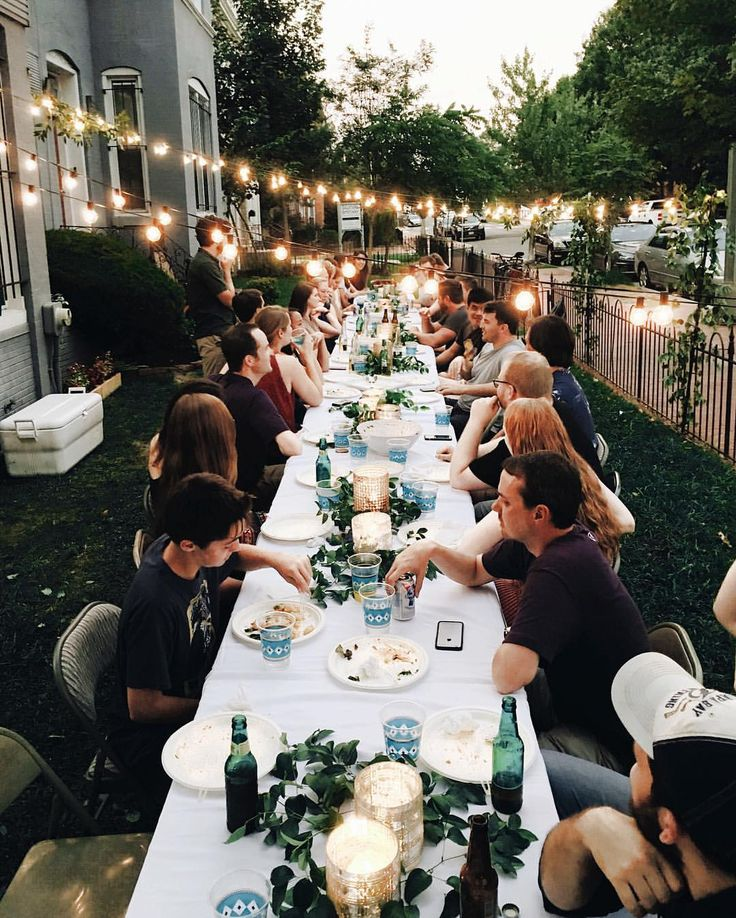 Good friends, amazing food and bug spray. This is what summer is made of. #rhcstories (at Washington, District of Columbia)