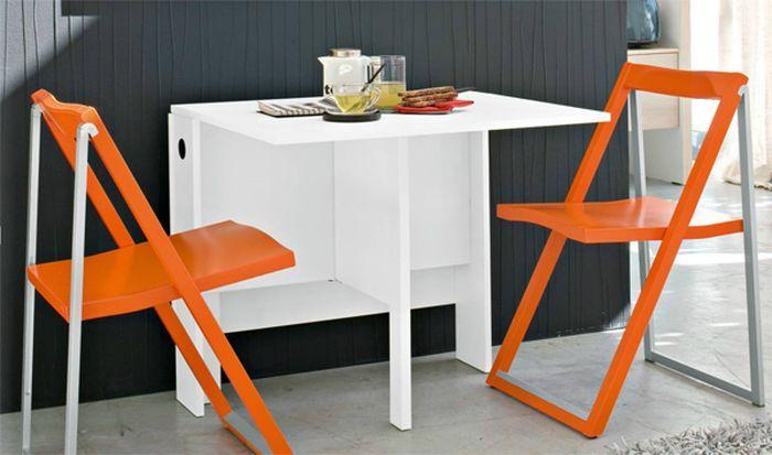 Складные стулья отлично подойдут для маленькой кухни - http://mebelnews.com/mebel-dlya-kuhni/skladnye-stulya-otlichno-podojdut-dlya-malenkoj-kuxni.html