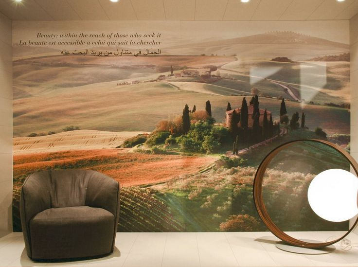 """The heart of Italian living. Your home is our passion"" ©VISUALDISPLAY - Visual Marketing Advisor"