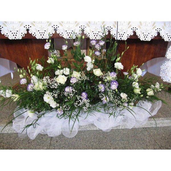 Znalezione obrazy dla zapytania oktawa Bożego ciała kwiaty kościół