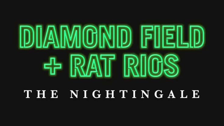 Diamond Field + Rat Rios 'The Nightingale' (Twin Peaks Cover)