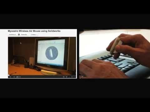 Mycestro, une souris d'ordinateur au bout du pouce - http://hellobiz.fr/mycestro-souris-dordinateur-au-bout-du-pouce/