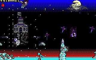 Chibi Akumas Level 1 gameplay - Animated Gif! #chibiakumas #chibi #akuma #retrogames #retrogaming #gothic #amstradcpc #8bit #チビ #ちび #悪魔