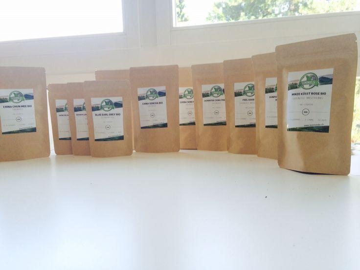 Ob Grüner, Schwarzer oder Weisser Tee, Rooibos, Früchte- oder Kräutertee... auf www.teemondo.ch findest du alles was dein Teetrinker-Herz erfreut :) #teemondo #Schweiz #Tee #Früchtetee #Detox #Kräuter
