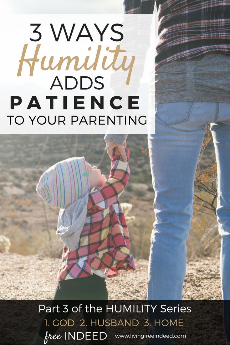 88 best best of free indeed images on pinterest biblical how humility adds patience to your parenting fandeluxe Document