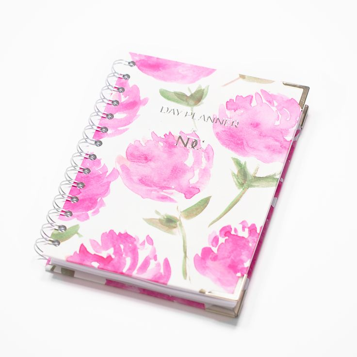2015 DAY PLANNER BY NDC - PIONI from Nunuco Design Company