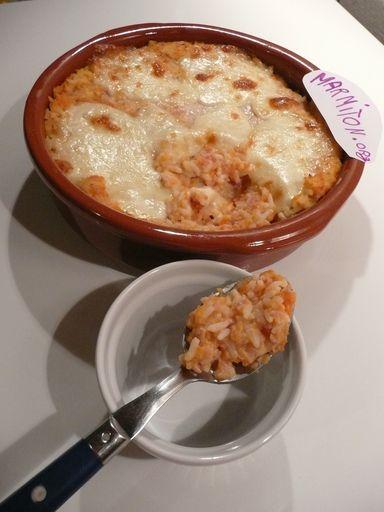 muscade, courge, crême fraîche, jambon blanc, riz blanc, carotte, fromage râpé