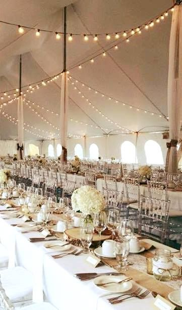 barnum mariage champetre