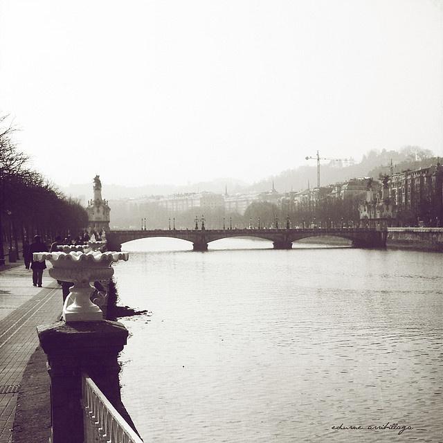 Donosti como si fuera Paris