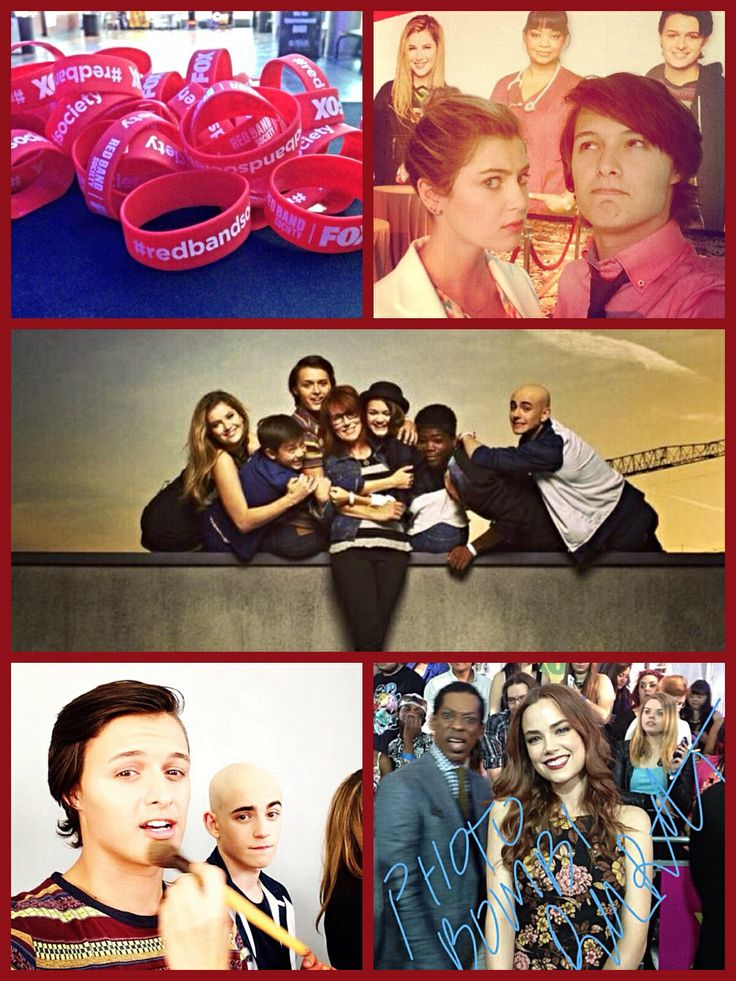 Red Band Society!