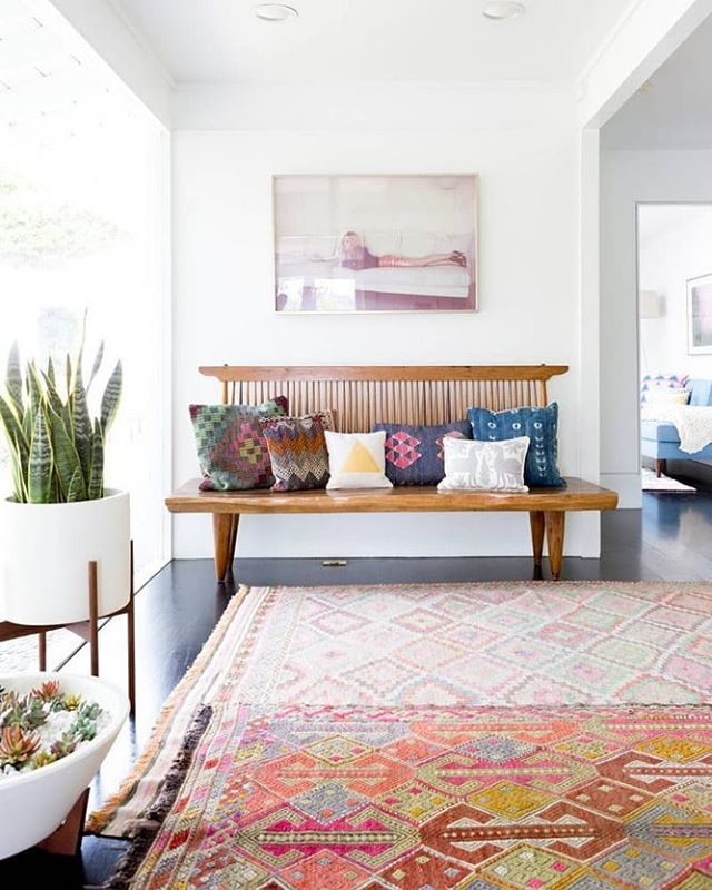 Boho Luxe Home Natalie Myers Art Design Inspiration Home Designer Inspire Interiors Archilovers Homedesign Dec In 2020 Interior Decor Home Interior Design