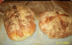 Pane di patate.....