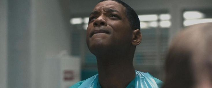 The Will Smith upcoming movie Concussion. THR exclusive: Writer-director Peter Landesman says the scene, based on a second-hand account, was cut over defamation concerns.
