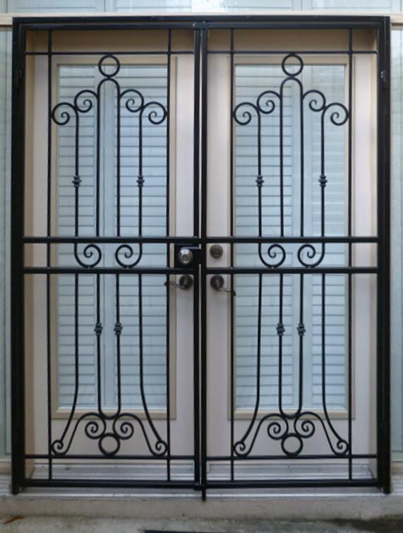 Pin By Maria Oheida On Windows Burglar Bars Wrought