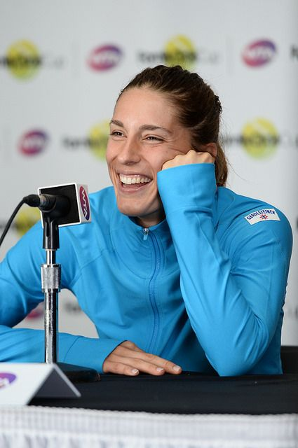 Petkovic during a press conference.