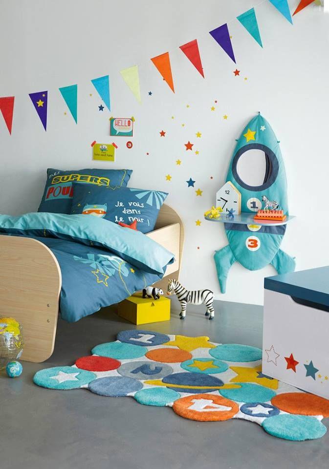 158 best images about chambre d 39 enfant on pinterest for Chambre garcon vertbaudet