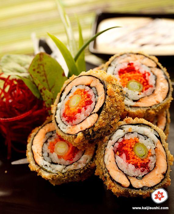 Dragon Eye Sushi Roll (en Français)