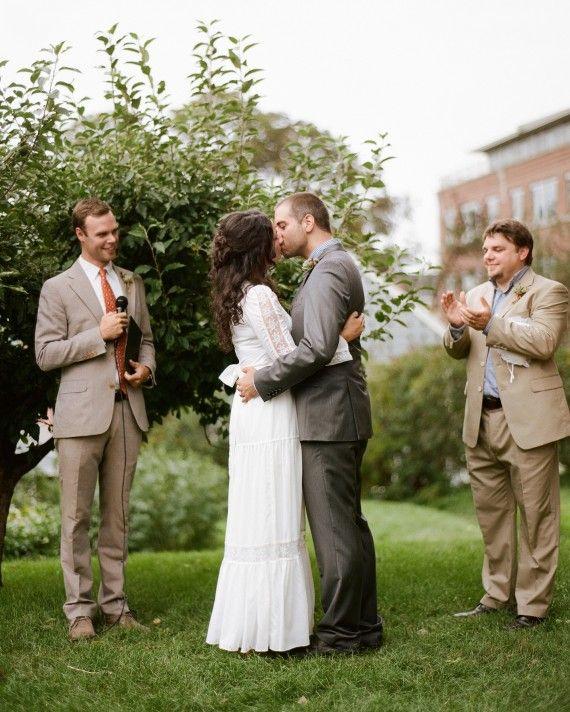 Proper Attire Etiquette For Bride And Groom
