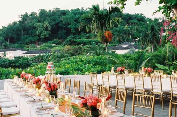 Wedding Locations in Jamaica | Luxurious wedding locations in Montego Bay, Jamaica: Round Hill Hotel ...