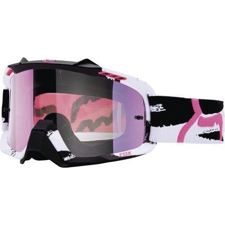 Dirt Bike Fox Racing Air Space Goggles | MotoSport