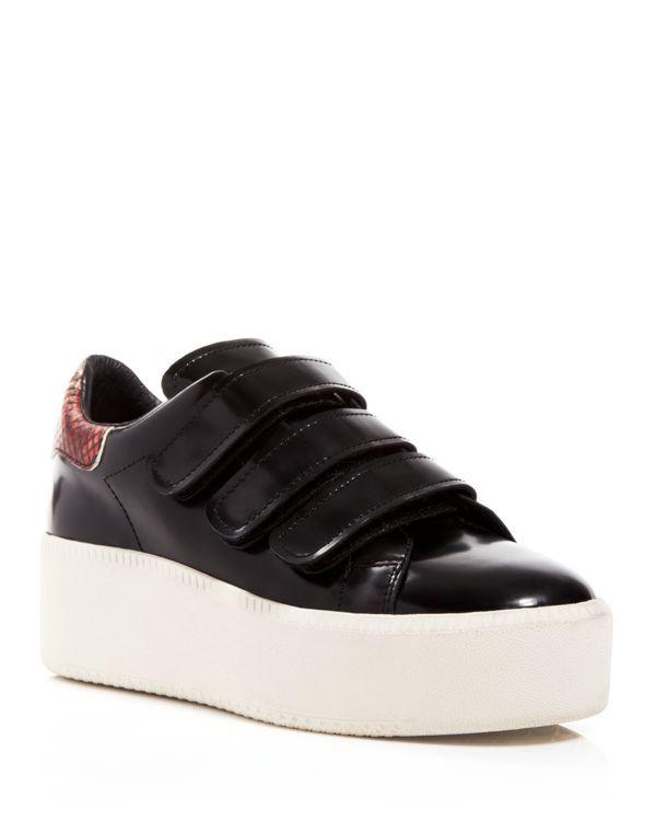 Ash Sneakers - Cool Platform Velcro