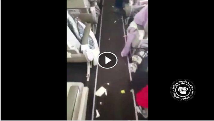 Biliyor muydun ? /// Suudi Arabistan Havayolları'ndan gelen bir uçak. Kültürlü Müslüman Sınıfı..