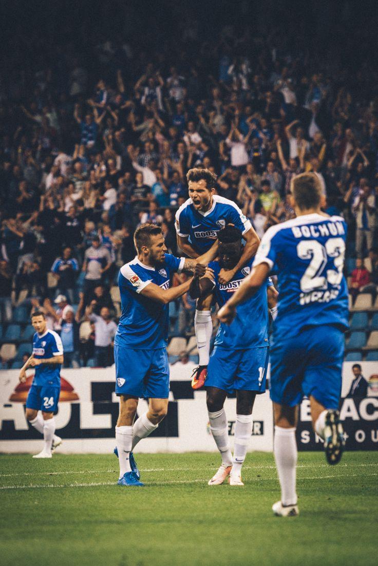 VfL Bochum – 1. FC Nürnberg | Vonovia Ruhrstadion | 5.Spieltag – Saison 2016/2017 | 5:4 - Tremark | Fotografie aus BochumTremark | Fotografie aus Bochum
