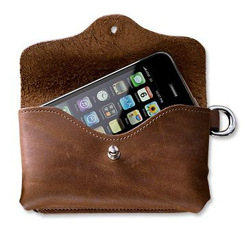 Luxe Leather iPhone Case