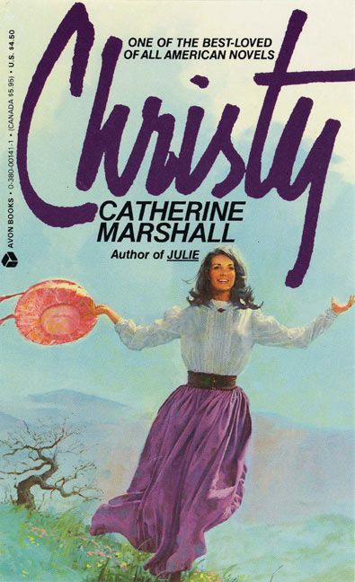 Christy; Catherine Marshall - 1969: Read when I was a freshman in college, coming back from Christmas vacation. Very popular book at the time, about a young woman who goes to teach in Appalachia. America had recently discovered, through a TV special, the shocking poverty of that region.