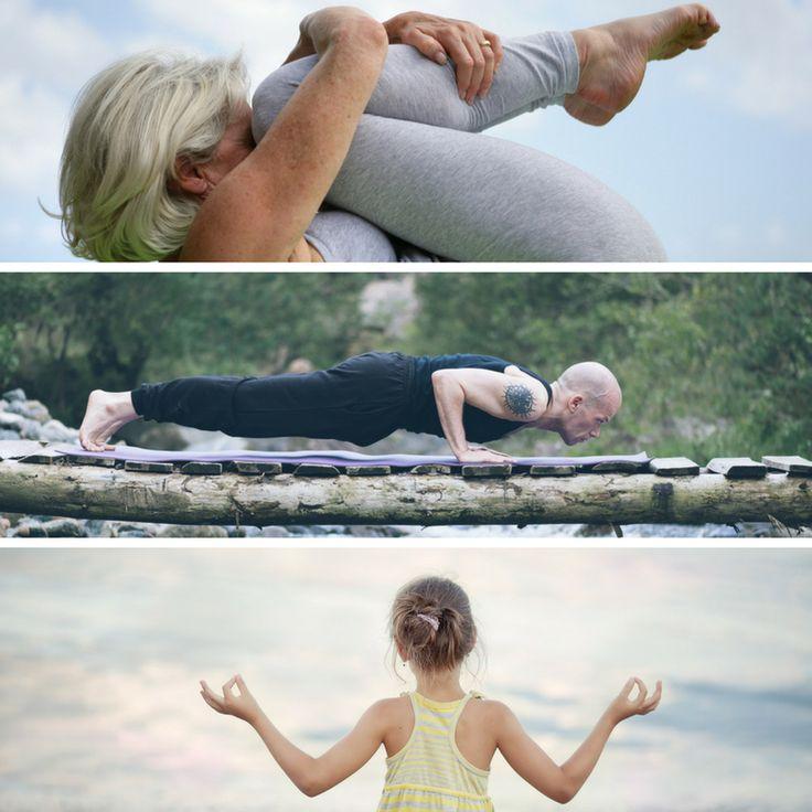 El Yoga no tiene edad. Puedes empezar a practicarlo con 4 añitos, 23, 38, 61 u 80 años ¡los que tengas! Una de las máximas de esta disciplina es que es adaptable a la condición de cualquier persona, esté en la etapa de la vida que esté.