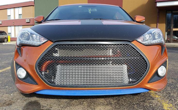 Custom Grill Mesh Kits for Hyundai Vehicles by ...