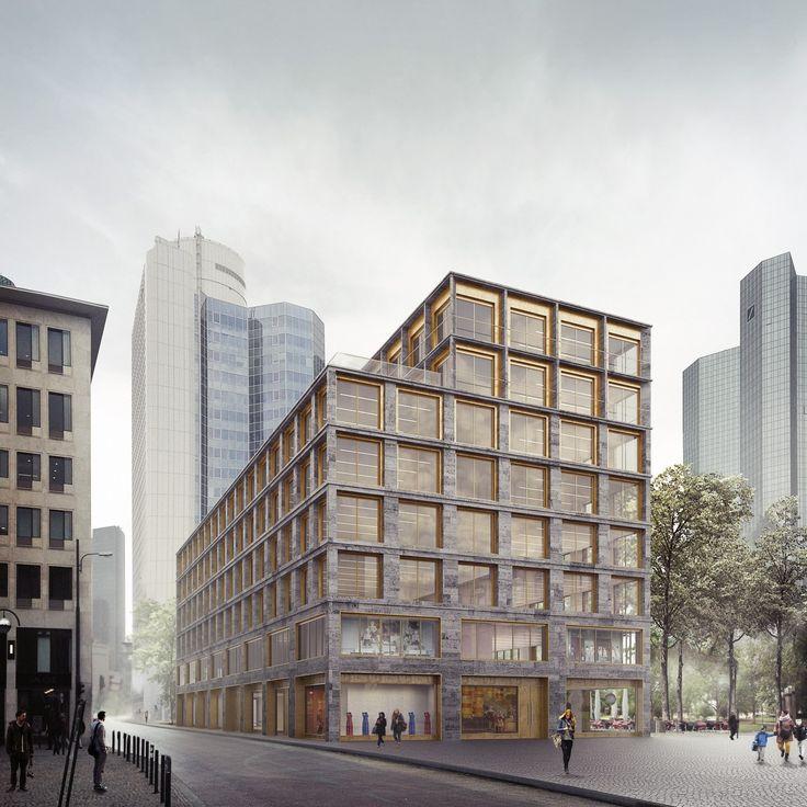 Patt am Opernplatz - Kein 1. Preis in Frankfurt