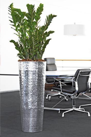 Artiplant interieurbeplanting - set pot & plant - complete sets van bloempot met kantoor planten, natuurlijke decoratie, kunstplanten en kunstbloemen.