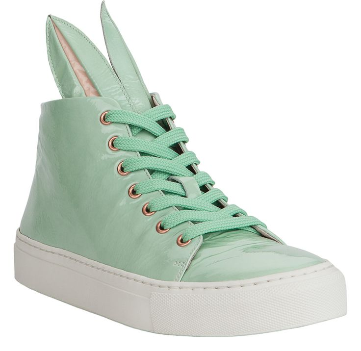 Bunny Sneakers Mint.