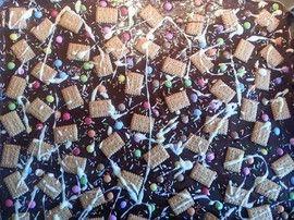 Bruchschokolade