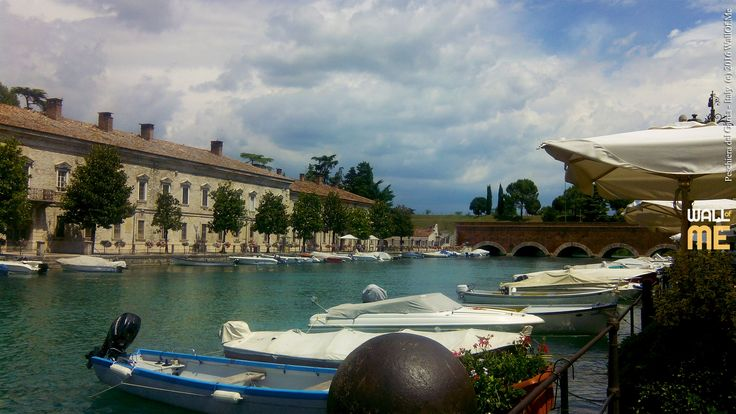 2016, week 36. Peschiera del Garda (VR) - Italy.  Picture taken: 2014, 07