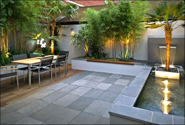 modern garden designers