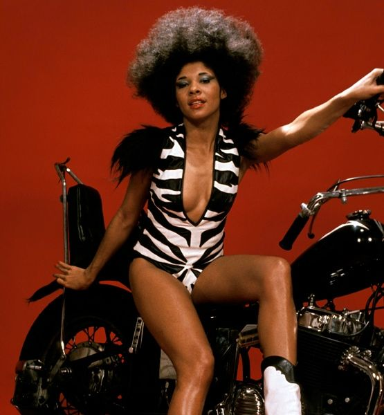Ebony Bikers 2
