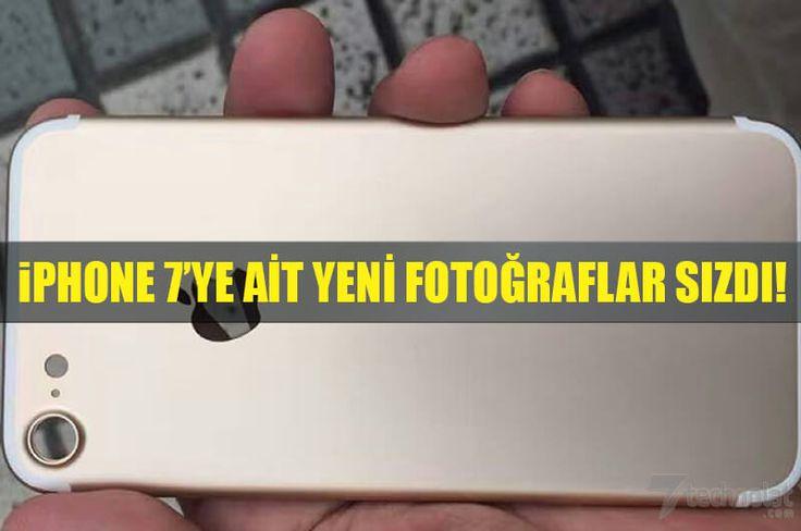 iPhone 7 Yeni Fotoğraflar Sızdı! http://www.technolat.com/iphone-7-yeni-fotograflar-sizdi-5692/