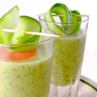 Spanish Cucumber Soup