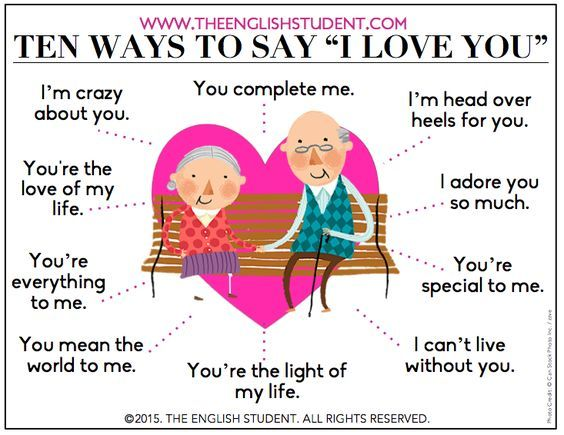 Forum | ________ Learn English | Fluent Land10 Ways to Say I LOVE YOU | Fluent Land