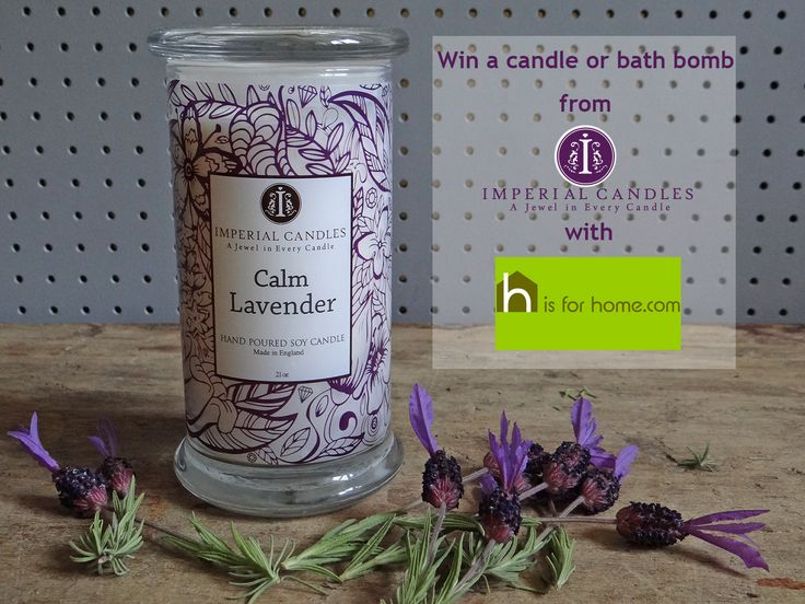#Win an @imperialcandles ring candle or bath bomb with @hisforhome #competition #giveaway