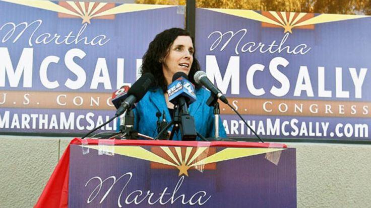 Why I'm betting on Republican Martha McSally in Arizona