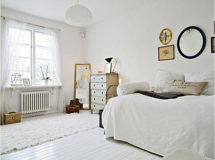 http://4.bp.blogspot.com/-0Dzr2smlgdE/T7TTcCXeI1I/AAAAAAAADy0/pH9plKRhCkM/s1600/Birger-Jarlsgatan-24-E22011.jpgDecor, Small Apartments, Interiors Design, Painting Floors, White Bedrooms, Dreamy Bedrooms, Design File, Apartments Interiors, White Room