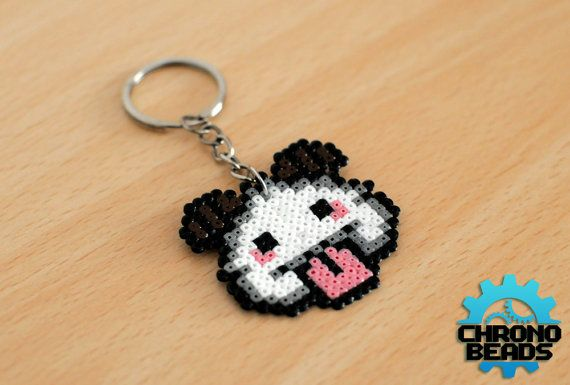 Poro - League of Legends - LoL - Keychain - customizable