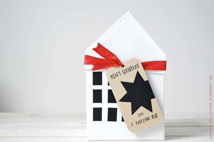 Chèvre culinaire: DIY Gift Box // Gift Wrapping // Geschenkbox