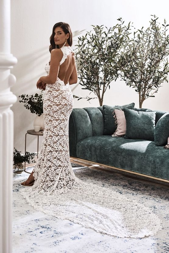 3e66439b2 10 Reasons You Should Shop for Your Wedding Dress at The Grace Loves Lace  NYC Boutique – Alexandra Gown 1
