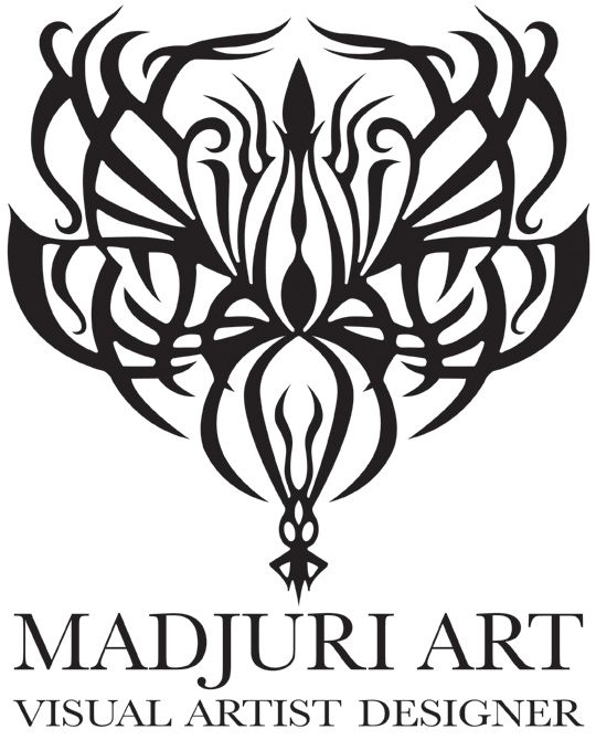 Madjuri Art's solo exhibition -  The Black Hole Collection.  @OCCOMEVENTS #melbourneart #pragencymelbourne