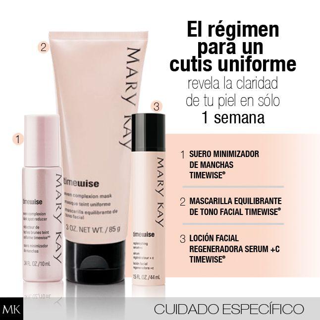 La solución para tener una piel hermosa la puedes encontrar con estos fabulosos productos Mary Kay®. ¡Yo amo Mary Kay®!