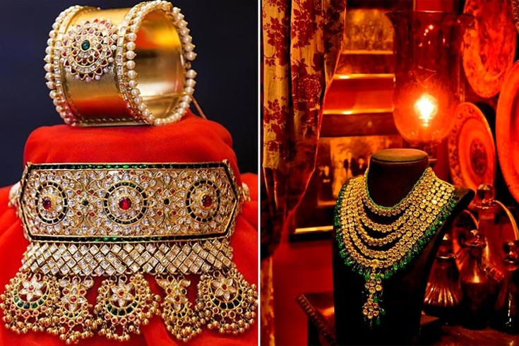 Be Royal with Royal Rajasthani Jewelry, there is always a question by ladies that how ladies may increase or project royalty...... a Rajhistani woman can answer easily that ladies may project their royalty and fashion by wearing Rajhistani Jewelry designs from head to toe traditionally. Kundan, Thewa and meenakari works with precious stones studded into it are all time favorite and popular among Rajput or marwari brides in Rajhistan. The popularity for these designs renowned because many…